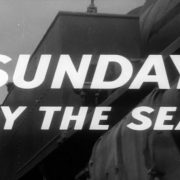 """Free Week Event: Film """"Sunday by the Sea"""" (1953)"""