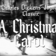 Scrooge: A Christmas Carol film screening